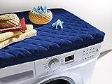 Waschmaschinenbezug Abdeckung Waschmaschine Trockner 60 x 60 cm Neu