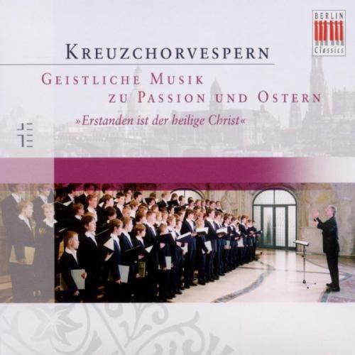 Kreuzchorvespern-Musik Passion und Ostern (Cd-neuerscheinungen)