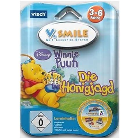 V.Smile Motion - Juego educativo Winnie the Pooh (VTech 80-084384) (versión en alemán)