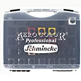 Airbrush Farben-Set Schmincke Aero Color Professional Basis 22 x 28 ml + 7 Leere Pipetten Falschen Effektfarben Metallic - 2