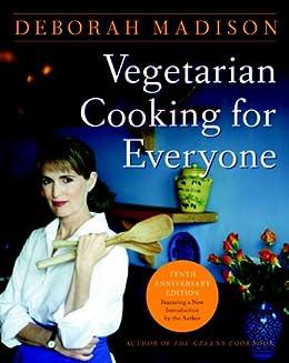 Vegetarian Cooking for Everyone by [Madison, Deborah]