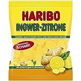 Haribo Gingembre-Citron, Bonbons, Bonbons Gélifiés,...