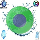 AFUNTA Bluetooth3. 0 impermeable inalámbrico Mini altavoz ducha piscina-Kfz-Fr...