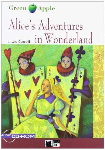 Alice's Adventures In Wonderland - Green Apple