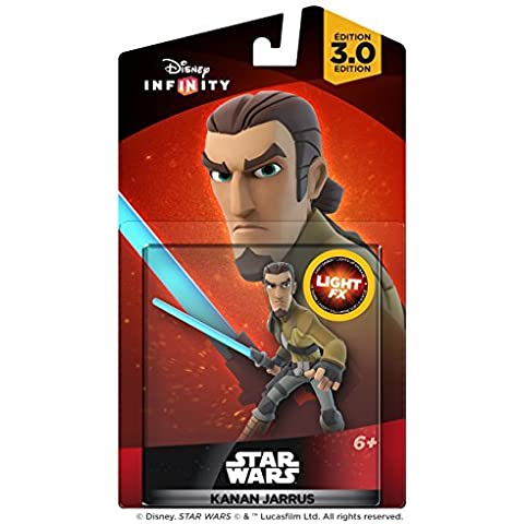 Disney Infinity 3.0 Edition: Star Wars Kanan Jarrus Light FX Figure - Amazon Exclusive by Disney