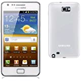 Samsung Galaxy Note N7000 Smartphone 32GB (13.5 cm (5.3 Zoll) HD Super AMOLED-Touchscreen, 8 MP Kamera, Android 2.3 OS) chic white