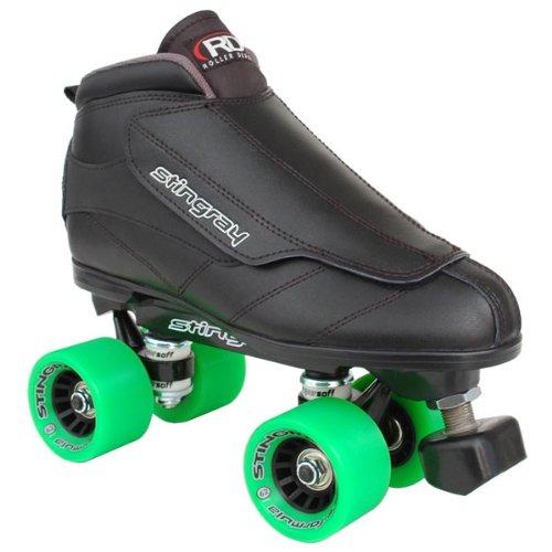 Roller Derby Stingray Quad Roller Skates - UK8 for sale  Delivered anywhere in UK