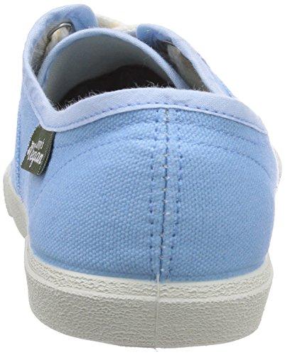 Jonny`s Vegan UmmiVegan, Damen Sneakers, Blau (Celeste), 42 EU - 2