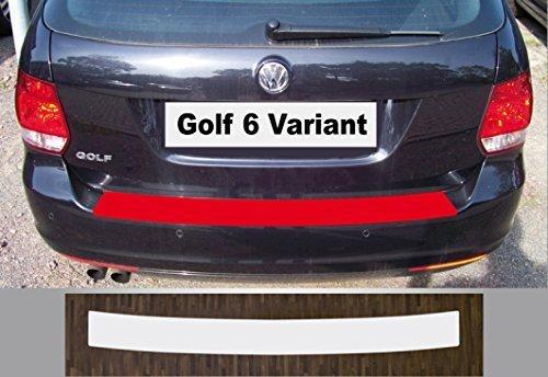 is-tuning passgenau für ***VW Golf 5 und 6 Variant, Lackschutzfolie Ladekantenschutz transparent