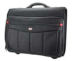 Business Trolley Laptop Tasche Pilotenkoffer Boardcase
