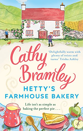 Hetty's Farmhouse Bakery (English Edition) - Amish Hall Tree