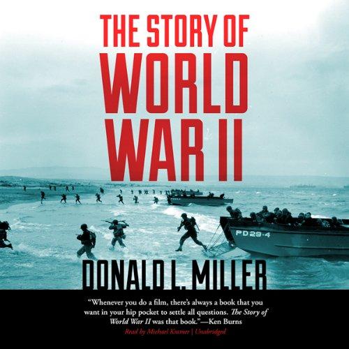 The Story of World War II  Audiolibri