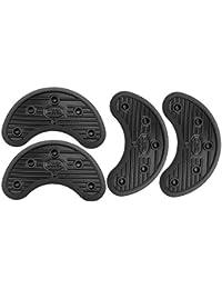 MagiDeal 3 Pares Suela de Calzado de Protección Grifos Antideslizante Reparación de Cuidado de Zapato