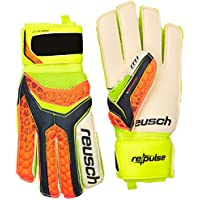competitive price 620e4 64c36 Reusch RE Pulse Prime M1 Ortho-Tec Portero Guante, Hombre, Color Black