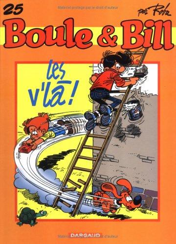 Boule et Bill, tome 25 : V'la Boule et Bill