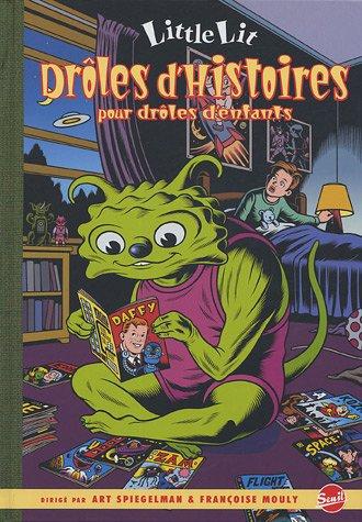 Little Lit : Drôles d'histoires pour drôles d'enfants