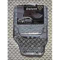 Isuzu Yukon tappetini per auto carbonio metallico piatto PVC gomma RM 700N