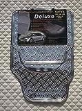 Peugeot 108Tapis de voiture Carbone métallique plaque PVC caoutchouc RM 700N