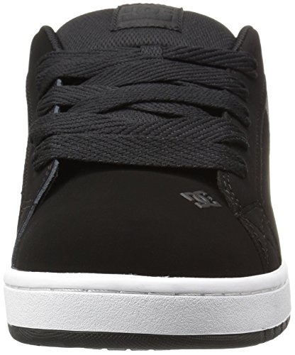 DC Shoes Court Graffik, Chaussures de skate homme Black (bw8)