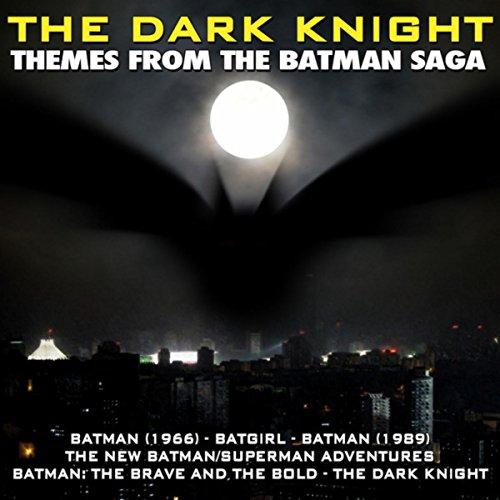 Batgirl: (Pilot Main Theme)