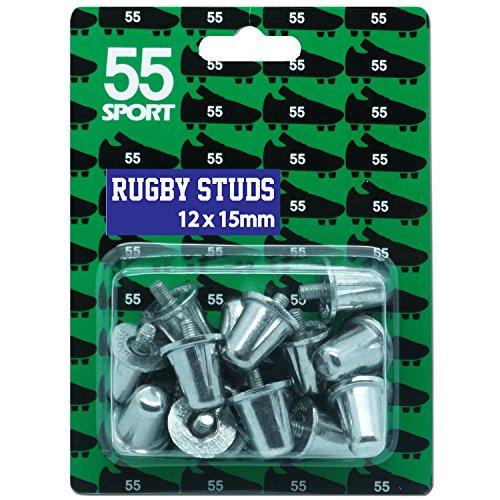 55Sport Ersatz-Rugby-Stifte aus Aluminium BS6366