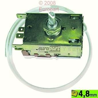 thermostat k hlschrank k59l2622 elektro gro ger te. Black Bedroom Furniture Sets. Home Design Ideas