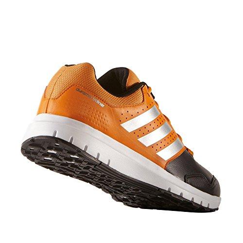 adidas Duramo Trainer, Chaussures de Running Entrainement Homme Orange / gris / noir (orange équipement / argenté mat / noir essentiel)