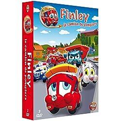 Finley Le Camion De Pompiers Volume 1.2.3