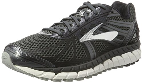 Brooks Men's Beast '16 Training Shoes, Multicolor (Anthracite/Black/Silver), 10 UK