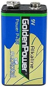 Batterie 9 V Golden Power Baumarkt