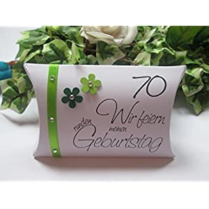 10 Gastgeschenke zum runden Geburtstag