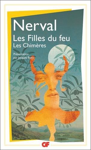 Les Filles du feu : Les Chimères, sonnets manuscrits
