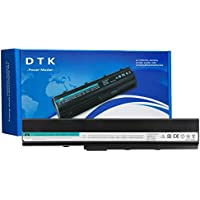 Dtk® Batería de repuesto para portátil for ASUS A32-K52 / 70-NXM1B2200Z / 90-NYX1B1000Y / A31-K52 / A41-K52 / A42-K52 / A31-B53 / K52L681, A52 series A52F A52J K42 series K42J K52 Series A42 series X42 Series [Li-ion, 10.8V 4400MAH/6-cell]