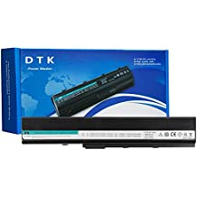 Dtk® Portatile Nuovo Batteria di Ricambio per Asus A32-k52 / A31-k52 / A41-k52 / A42-k52 / A31-b53 / K52l681, A52 A52f A52j K42 K42j K52 A42 Series X42 Series [Li-ion, 10.8V 4400MAH/6-cell]