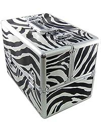 DynaSun ALU Design Beautycase Schmuckfach Schminkkoffer Kosmetikkoffer