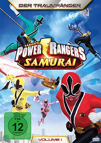 Power Rangers Samurai - Der Traumfänger, Vol. 1