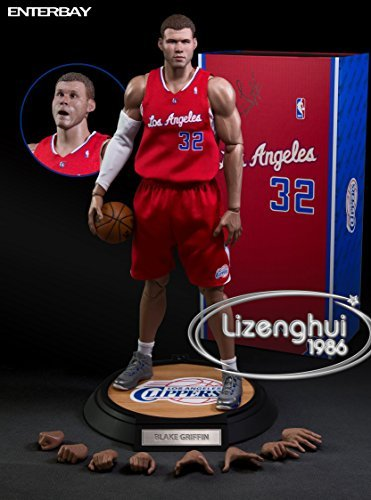 79a291ff4 Enterbay EB Blake Griffin  32 NBA Los Angeles Clippers 1 6 Scale by Enterbay