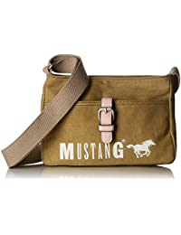 Womens Charlotte Lucy Shoulderbag Shz Wristlet Mustang