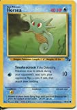 Pokemon fossiles Commun Carte # 49 horsea