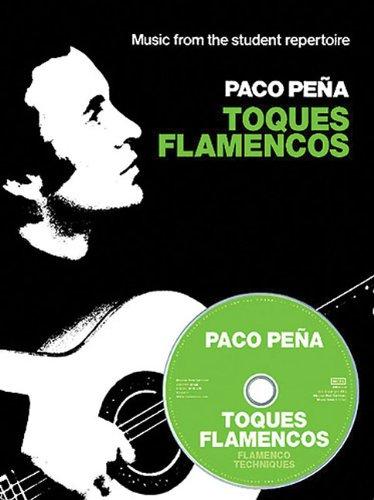 Descargar Libro Paco Pena: Toques Flamencos (Book & CD) (Music from the Student Repertoire) de Paco (Author) Pena