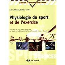 Physiologie du sport et de l'exercice : Adaptations physiologiques à l'exercice physique