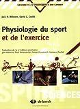 Physiologie du sport et de l'exercice - Adaptations physiologiques à l'exercice physique