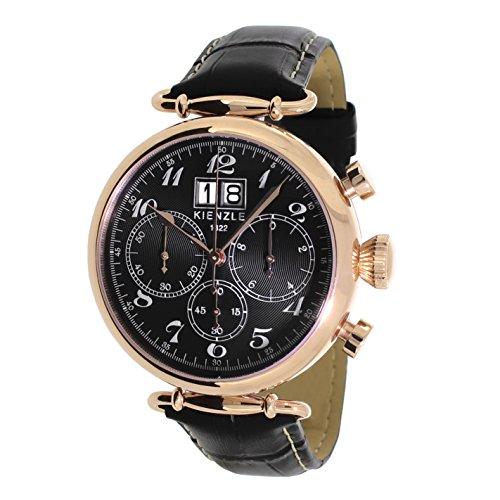 1822Retro Orologio da polso uomo KIENZLE, cronografo, K17–00104