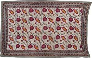 dünnes Tuch Sarong, Wandbehang, Wickelrock, Sarongkleid 104 / bedruckte Tücher