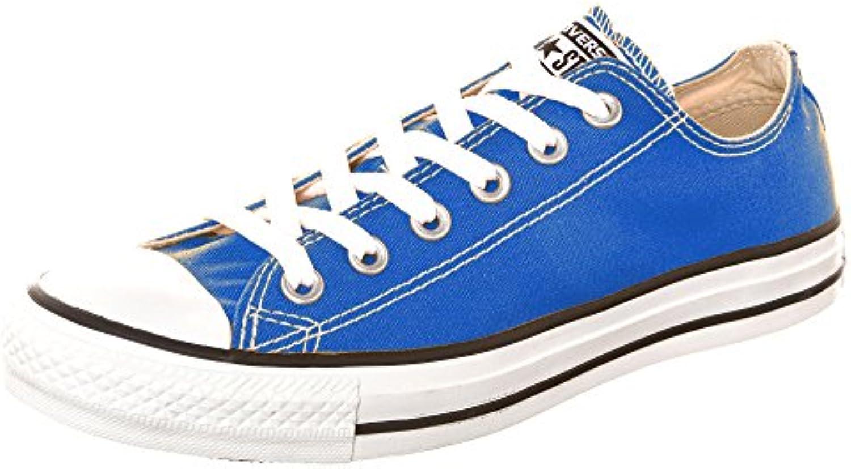 Converse Chuck Taylor All Star Adulte Seasonal Ox 15762  Unisex   Erwachsene Sneaker  Blau (5 BLEU)  EU 44