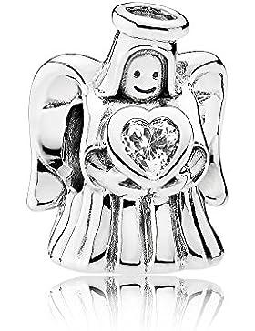 Pandora Charm trinket 792010CZ Silber Engel der Liebe Frauen