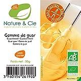 Nature et compagnie - Gomme de guar (Bio) - 30g - NC11110-A