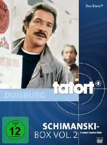 Tatort - Schimanski-Box, Vol. 2 (3 DVDs)
