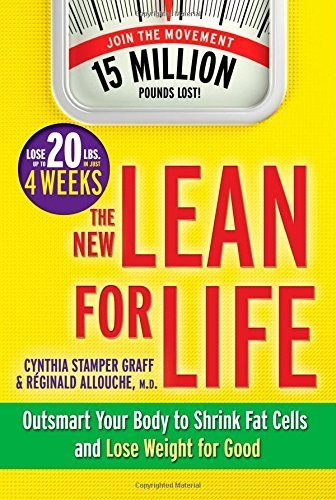 The New Lean for Life: Outsmart Your Body to Shrink Fat Cells and Lose Weight for Good by Cynthia Stamper Graff (2013-12-31)