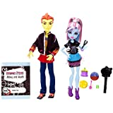 Monster High - BBC82 - Poupée - Duo Abbey et Heath